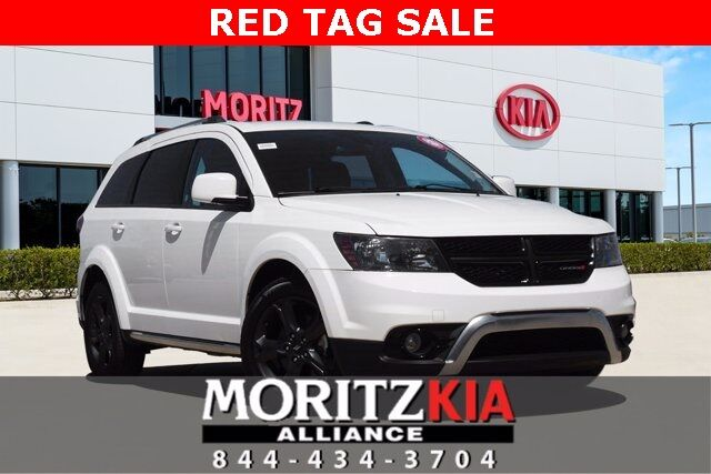 2018 Dodge Journey Crossroad Fort Worth TX