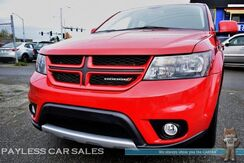 2018_Dodge_Journey_GT / AWD / 3.6L V6 / Heated Leather Seats & Steering Wheel / Auto Start / Navigation / Infinity Speakers / 3rd Row / Seats 7 / Uconnect Bluetooth / Back-Up Camera / Only 14k Miles / 1-Owner_ Anchorage AK