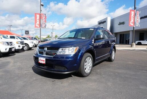 2018 Dodge Journey SE  TX