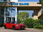2018 FIAT 124 Spider Classica Convertible Technology
