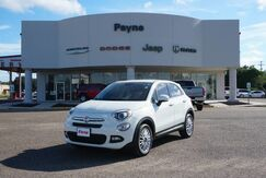 2018_FIAT_500X_Lounge_ Harlingen TX