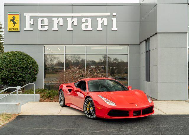 2018 Ferrari 488 GTB 2DR CPE Greensboro NC