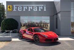 2018_Ferrari_488 GTB_2DR CPE_ Greensboro NC