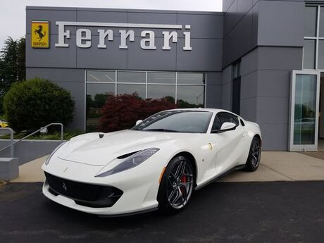 2018 Ferrari 812 SF  Greensboro NC