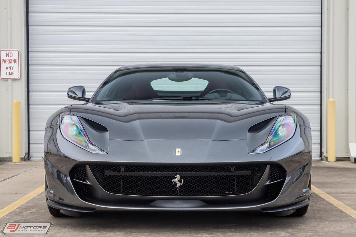 2018 Ferrari 812 Superfast  Tomball TX