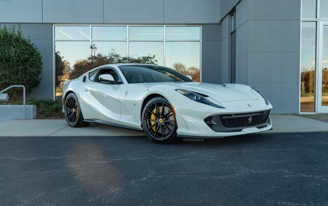 2018 Ferrari 812 Superfast 2DR CPE Greensboro NC