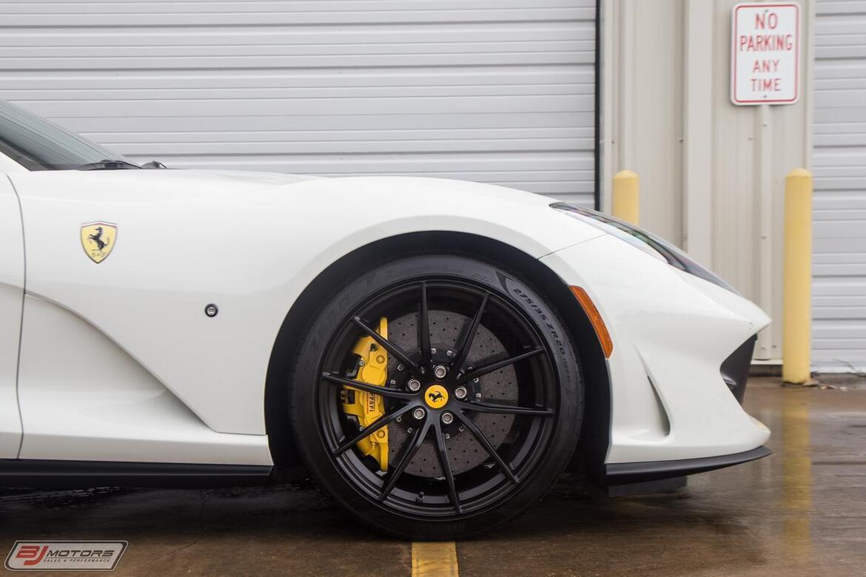 2018 Ferrari 812 Superfast Superfast Tomball TX