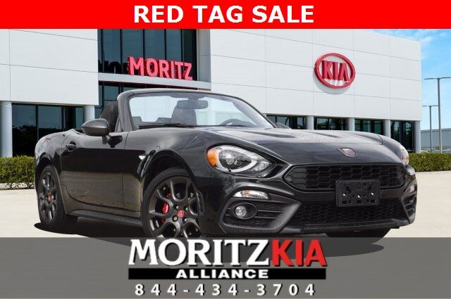 2018 Fiat 124 Spider Abarth Fort Worth TX