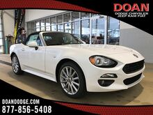 2018_Fiat_124 Spider_Lusso_ Rochester NY