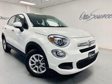 2018_Fiat_500X_Pop_ Dallas TX