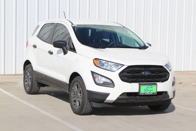 2018 Ford EcoSport S  TX