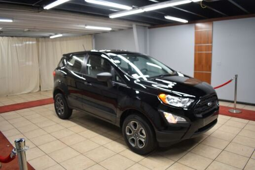 2018 Ford EcoSport S AWD Charlotte NC