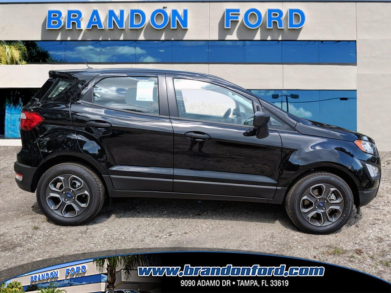 10 Best Certified Pre Owned Luxury Cars Under 30 000: 2018 Ford EcoSport S Tampa FL 24644154