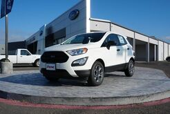 2018_Ford_EcoSport_S_ Weslaco TX