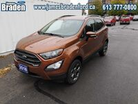 Ford EcoSport SES 4WD  - Leather Seats 2018