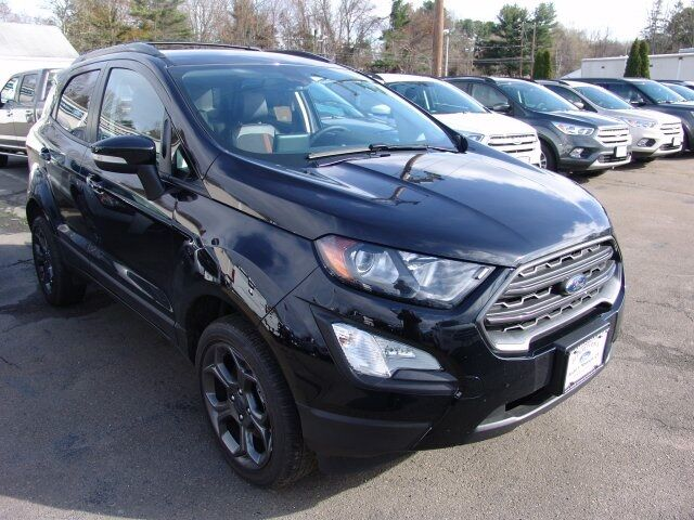 2018 Ford EcoSport SES New Haven CT