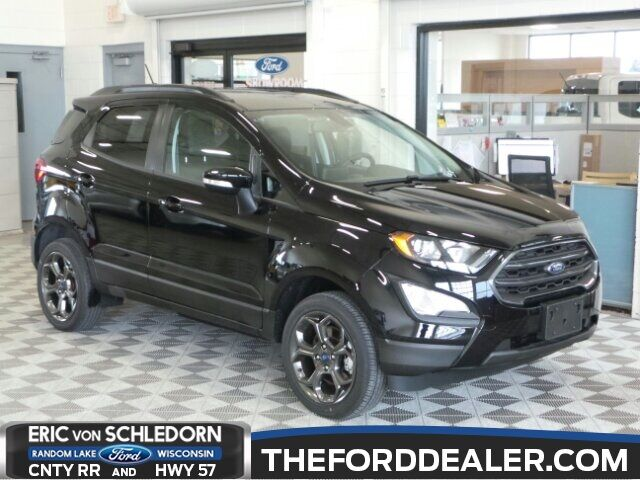 2018 Ford EcoSport SES Milwaukee WI