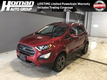 2018 Ford EcoSport SES Waupun WI