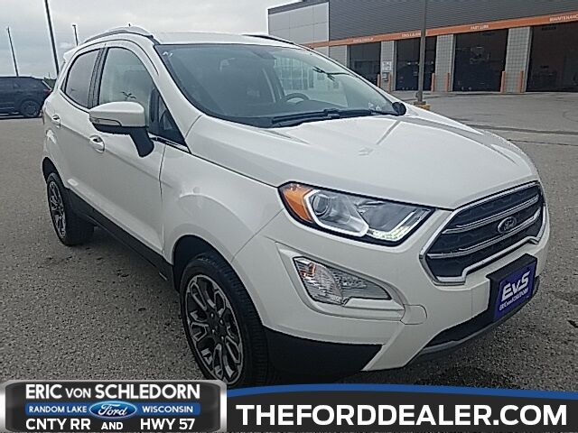 2018 Ford EcoSport Titanium Milwaukee WI