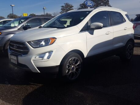 2018_Ford_EcoSport_Titanium_ Paris TN