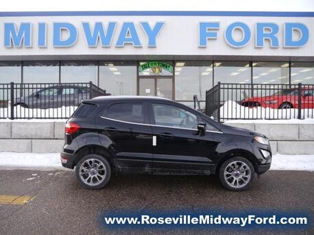 2018_Ford_EcoSport_Titanium_ Roseville MN