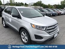 2018 Ford Edge SE South Burlington VT