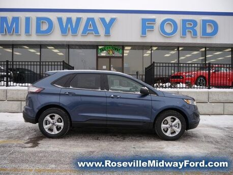 2018_Ford_Edge_SE_ Roseville MN