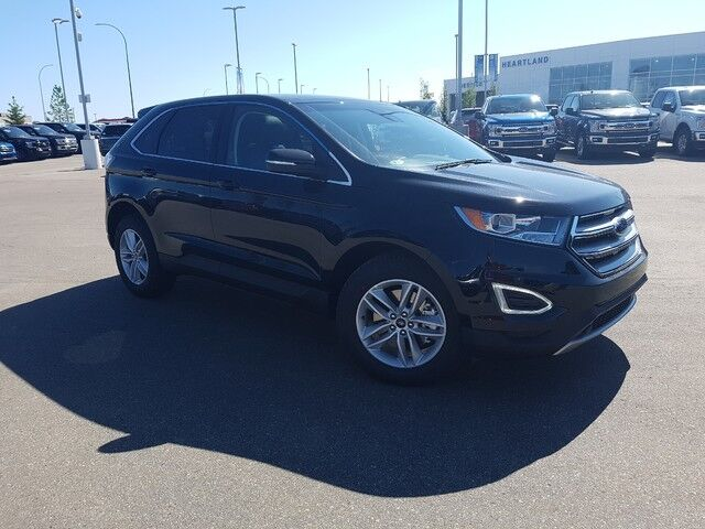 Ford Edge Sel  L Ecoboost Engine Moon Roof Power Liftgate