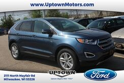 2018_Ford_Edge_SEL_ Milwaukee and Slinger WI