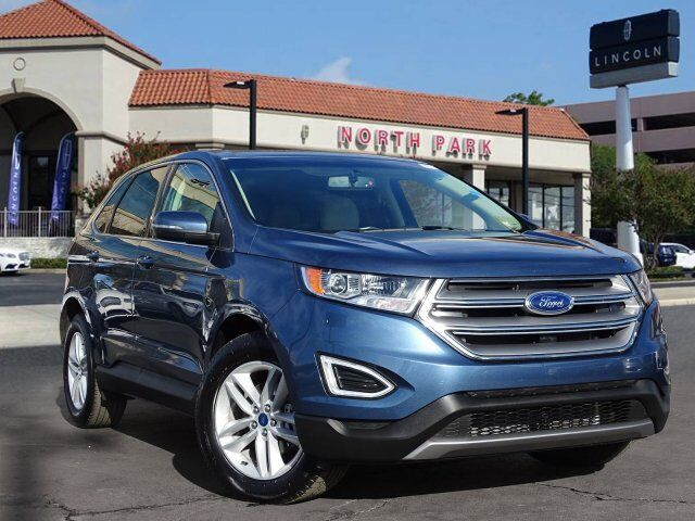 Ford Edge Sel San Antonio Tx