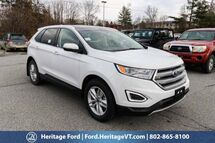 2018 Ford Edge SEL South Burlington VT
