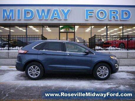 2018_Ford_Edge_SEL_ Roseville MN