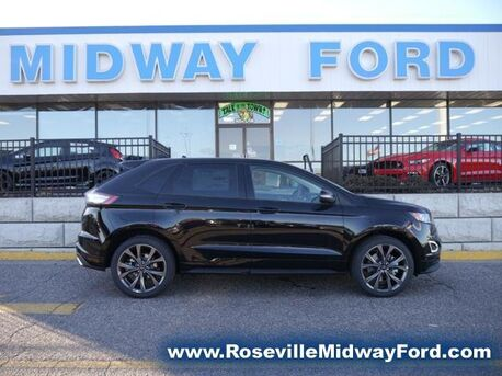 2018_Ford_Edge_Sport_ Roseville MN