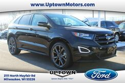 2018_Ford_Edge_Sport_ Milwaukee and Slinger WI