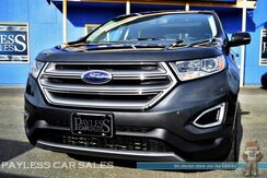 2018_Ford_Edge_Titanium / AWD / Front & Rear Heated Leather Seats / Navigation / Panoramic Sunroof / Sony Speakers / Auto Start / Bluetooth / Back-Up Camera / 1-Owner_ Anchorage AK
