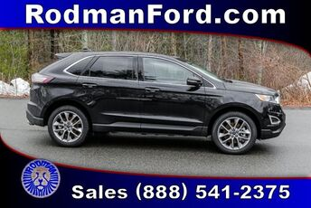 2018 Ford Edge Titanium Boston MA