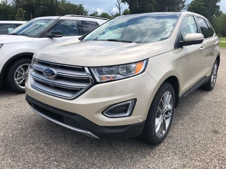 2018_Ford_Edge_Titanium_ Paris TN