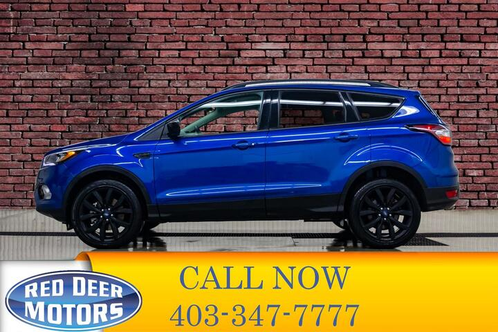 2018 Ford Escape AWD SE BCam Red Deer AB