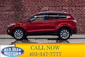 2018 Ford Escape AWD Titanium Leather Roof Nav