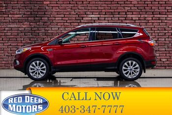 2018_Ford_Escape_AWD Titanium Leather Roof Nav_ Red Deer AB