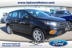 2018_Ford_Escape_S FWD_ Milwaukee and Slinger WI