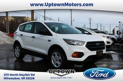 2018_Ford_Escape_S_ Milwaukee and Slinger WI
