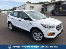 2018 Ford Escape S South Burlington VT