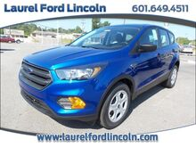 2018_Ford_Escape_S_ Laurel MS
