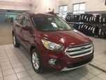 2018 Ford Escape SE-4X4-ECOBOOST