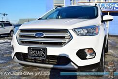 2018_Ford_Escape_SE / AWD / 1.5L Ecoboost / Heated Power Seats / Microsoft Sync Bluetooth / Back Up Camera / 28 MPG_ Anchorage AK