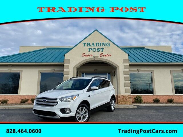 2018_Ford_Escape_SE_ Conover NC