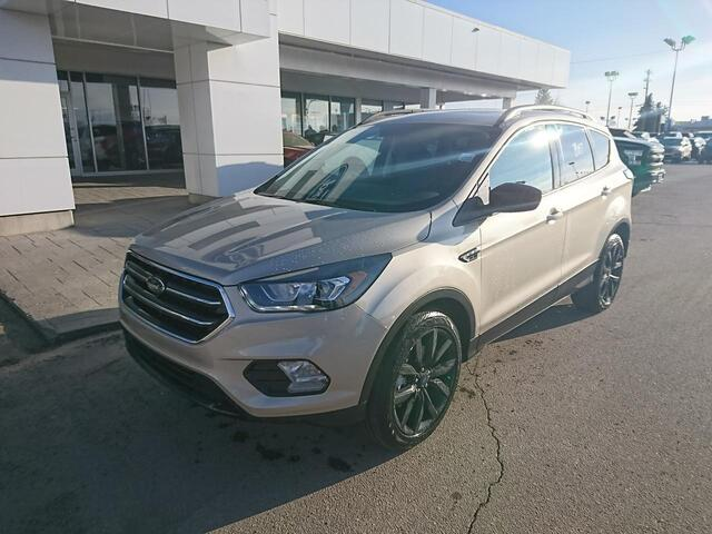 2018_Ford_Escape_SE_ Edmonton AB