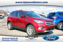2018_Ford_Escape_SE FWD_ Milwaukee and Slinger WI