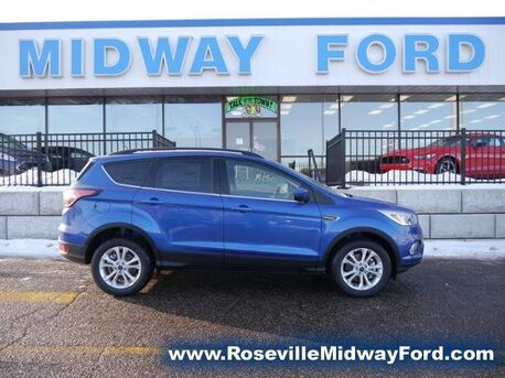 2018_Ford_Escape_SE_ Roseville MN